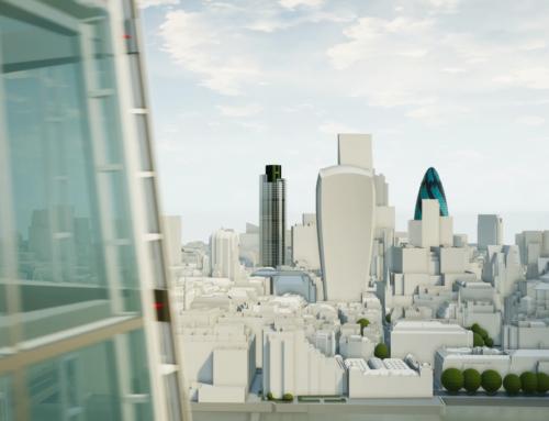 3D Model of London Pre-order Deals