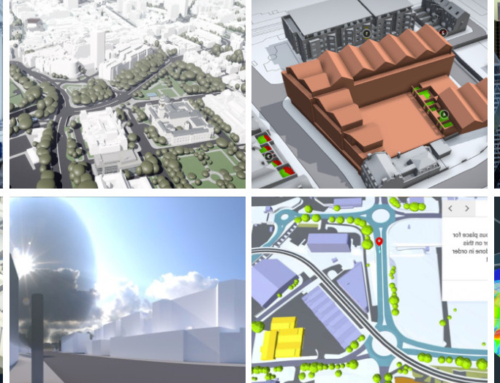 10 Interesting 3D City Models User Case Studies