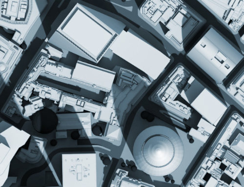 Most up-to-date 3D model of London for PlanTech