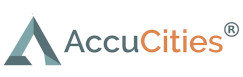 AccuCities Logo