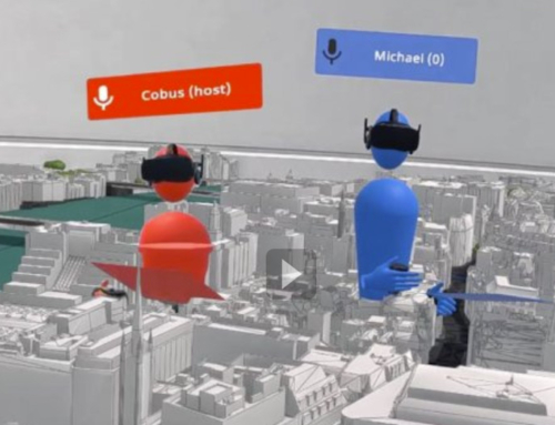 3D London for VR planning by KPF and IrisVR