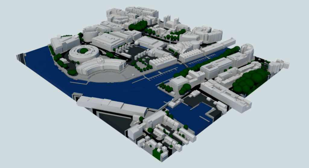 Visit 3D Model of Bristol Project Page