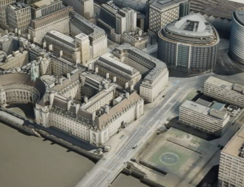 New AccuCities Textured 3D Model of London