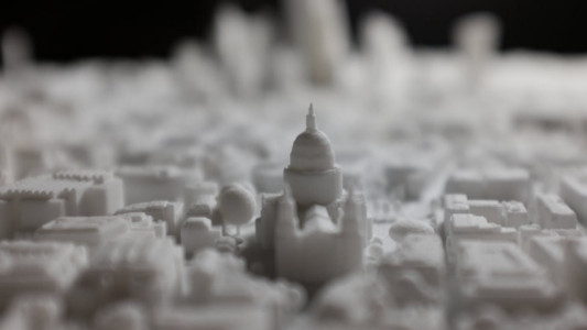 High Detail 3D Model of London | AccuCities