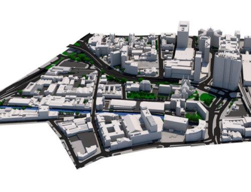 Custom Medium Detail 3D Model Birmingham