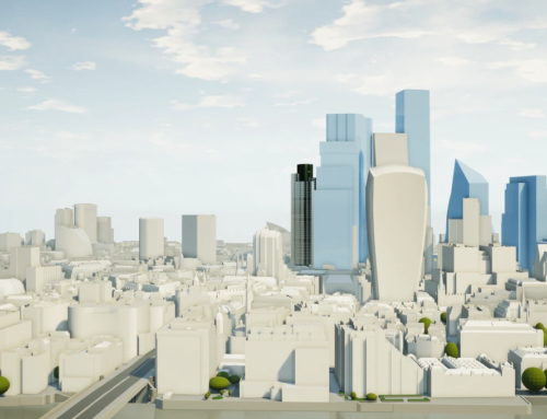 Architects gain Superpowers with this 3D Model of London