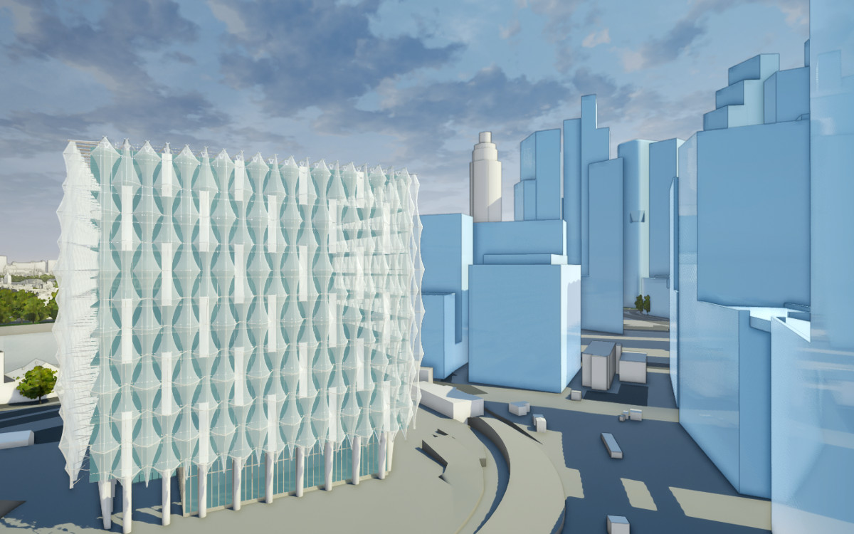 Free 3D Model of London Download | 3D City Models Gallery | AccuCities