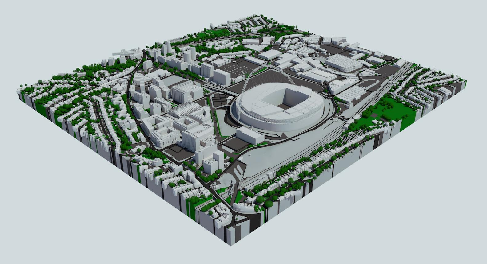 3D Wembley