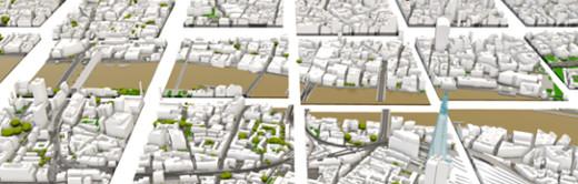 Buy 3D London Tiles