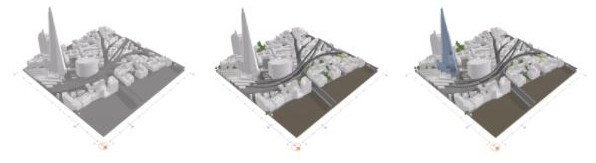 Free 3D Model of London Sample